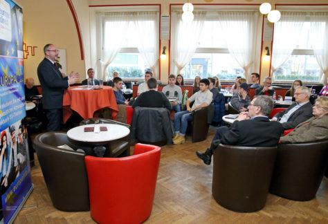 EuropaCafe am 7.2.2017 in Linz