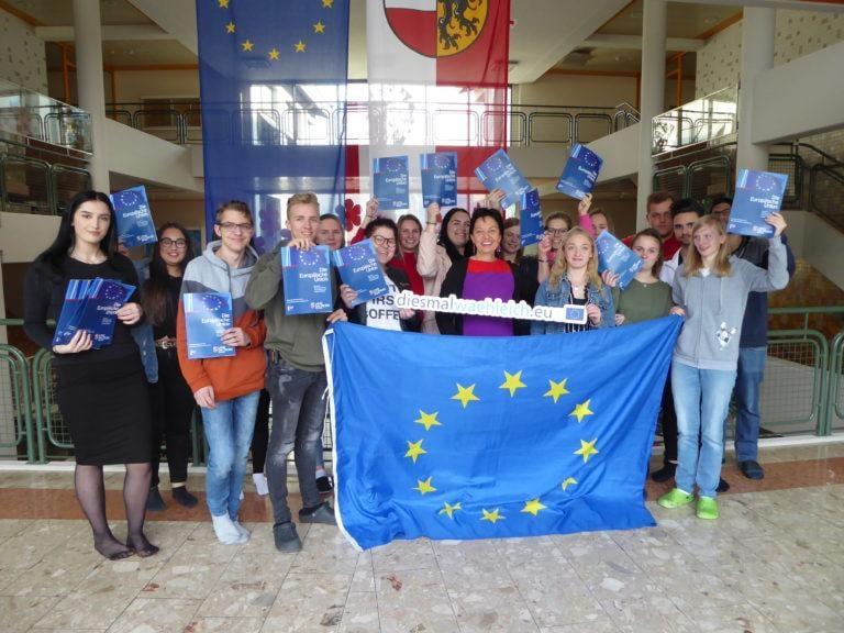 EU-Diskussion LBS St. Johann im Pongau 2.4.19