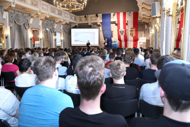 Informationsveranstaltung am 26. April 2019 in Linz