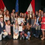 """""""EU your vision"""" Wettbewerb mit BM Kurz Salzburg"""