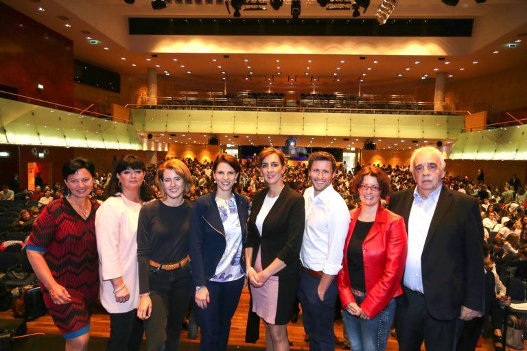 Deine EU - deine Wahl/Salzburg Congress 20.5.19