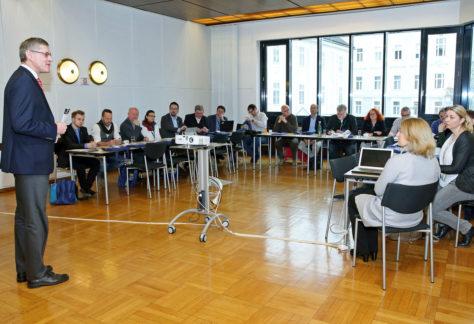 Kommunikationsseminar in Linz
