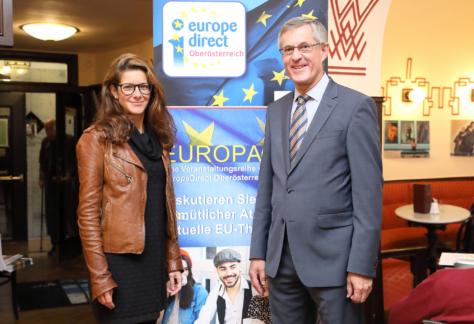 EuropaCafe am 3.10.2019