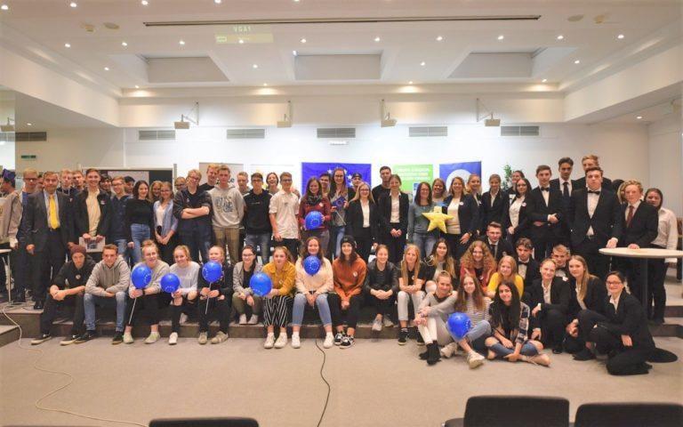 Europa bewegt – Spannende Jugendinformationsveranstaltung des EDIC Salzburg Süd