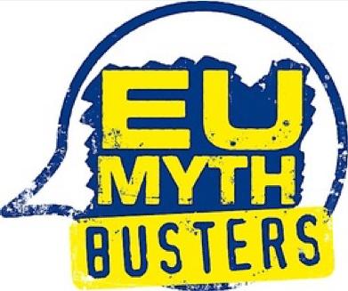 Logo EU Mythbusters