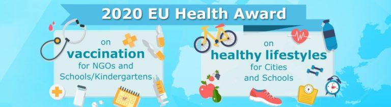 Logo 2020 EU Health Award