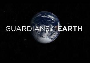 "Filmplakat vom Film ""Guardians of the Earth"""