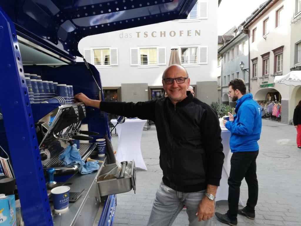 Europa ist auch Dein Kaffee mit Gerhard Gigi Grabner