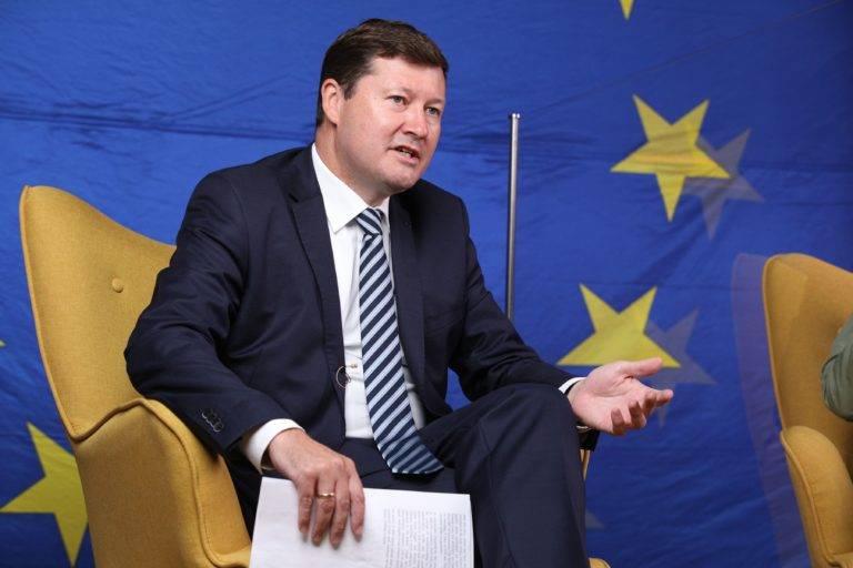 Martin Selmayr (Leiter der Vertretung der Europäischen Kommission in Österreich)