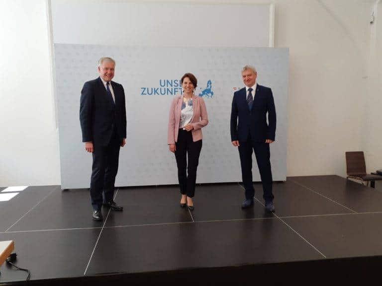 Nationaler Dialog zur Zukunft Europas in NÖ gestartet