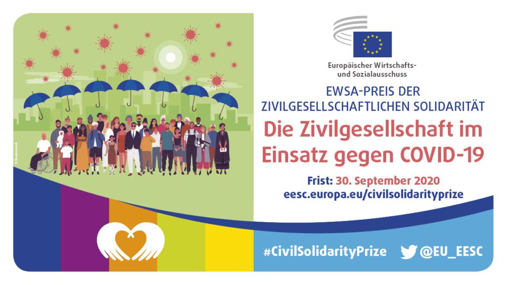 EWSA-Preis der Zivilgesellschaftlichen Solidarität