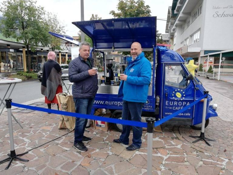 Read more about the article Europa.Café-Ape tourte durch den Pongau