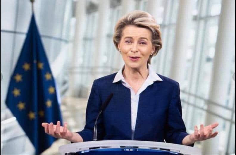 EK Präsidentin