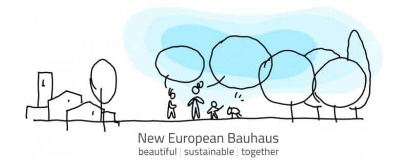 Europäische Kommission lotet Ideen zur Umsetzung des neuen Europäischen Bauhauses aus