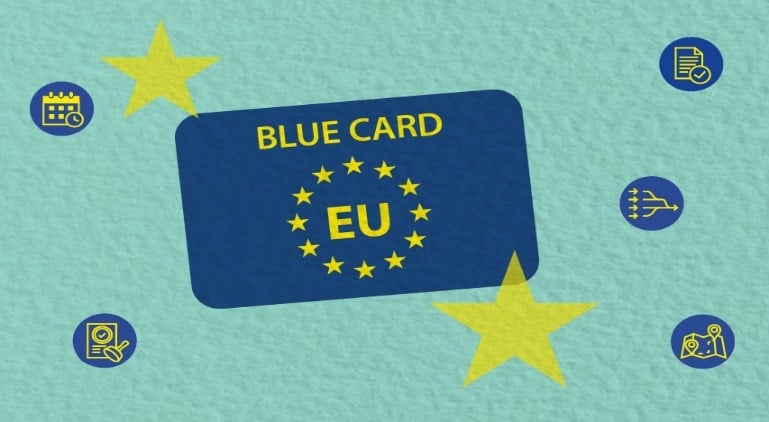 Read more about the article Blaue Karte EU – Erleichterungen für hochqualifizierte Arbeitskräfte aus Drittstaaten